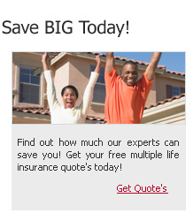 Multiple Life Insurance Quotes Endearing Get Free Multiple Life Insurance Quote's From United Life Direct